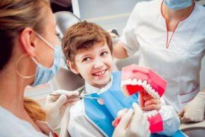 Современные методы лечения зубов у детей